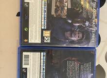 Uncharted 4 + Among the sleep ps4 CD