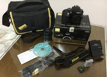 Nikon D3300 with box + Lens 18-55 AF-P VR