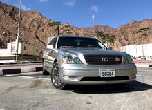 lexus ls430 2001 half ultra for sale !!!