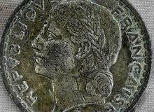 عملة نقدية 5فرنك 1940