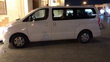 Hyundai H-1 2018 full option For Rent / ‏للإيجار