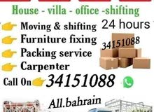 Moving and shifting service With Transport Big 6wheel Truck & small pi