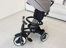 QPlay foldable tricycle