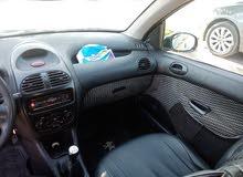 Peugeot 206_مازوط_7 خيل