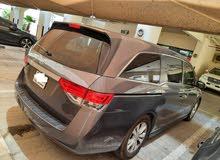 2014 Honda Odyssey Full Option No.1,GCC Single Owner