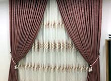Qatar curtain shop >< We make All kinds of new curtain With fixing