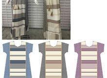 مطلوب مصمم او مصممة ملابس