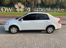 نيسان تيدا خليجى نظيف جدا بخالة الوكالة 2012 Nissan tidaa 2012 gcc very clean