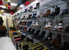 Garments shop for sale in the heart of Ajman city with trade license, decoration
