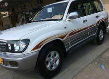 For sale 1998 White Land Cruiser