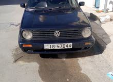 1991 Used Golf with Manual transmission is available for sale