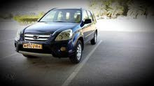 Honda CR-V 2006 For sale - Blue color