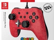 Nintendo Switch Controle Super Mario Odissey.