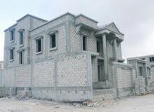 أعمال الديكور والبناء