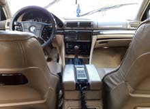 Automatic Green BMW 1998 for sale