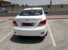 Hyundai accent 2017 for sale( all good condition)