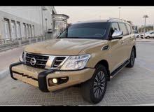 Used Nissan Patrol for sale in Abu Dhabi