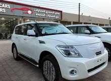 Nissan Patrol 2018 For sale - White color