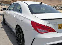 White Mercedes Benz CLA 250 2014 for sale