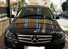Mercedes Benz C 200 2012 for sale in Amman