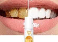 رغوة تبيض الاسنان