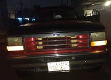Ford Explorer 1992 For sale - Maroon color