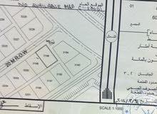 ارض للبيع في ولاية نخل الحي طوي القصفه أرض زاويه وقريبه من شارع مطلوب 7000