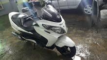 2013 Suzuki skywave 250 cc type 4- excellent condition