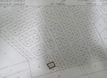 أرض في جريبا ( نصف دونم ) مميزة للبيع منطقة اسكانية مميزة وفعالة