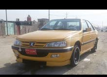 اخوان عندي سياره بيجو جاهزه من كلشي  الي محتاج خط اني حاضر 07735057254