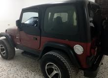 Used condition Jeep Wrangler 2004 with 0 km mileage