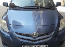 Toyota Yaris Sedan Blue color nicely maintained car for Sale 12500 AED