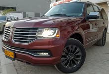 Lincoln Navigator 2015 For sale - Maroon color