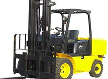 New Godrej forklifts Diesel &Electric 3&5/ فوركلفت3/5 طن
