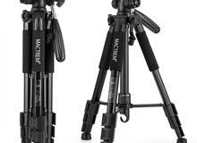 حامل ثلاثي مع قاعدة للكاميرا للمصورين المحترفين - WT3560