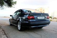 Grey BMW 525 1997 for sale