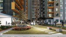 شقة للبيع 155 م واجهة حديقة باقساط طويلة في مشروع لالاف فيو