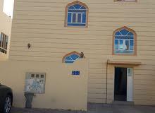 للبيع شقة سكنية بالمعبيلة 7 بالقرب من برادات القوت