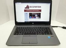 أستيراد. HP ELITEBOOK 840 G2 CORE I7 4600U جيل رابع + كارت شاشه (DDR5)