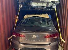 شحن سيارات من كندا الى قطر