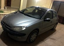 Grey Peugeot 206 2004 for sale