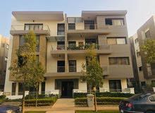 شقة 136م بجاردن خاص للبيع بالتقسيط في كمبوند مميز بالتجمع