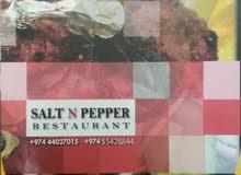 Salt & #Pepper Restaurant (OFFERS) 99 Qrt