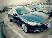 Jaguar XF 2009 For sale - Blue color