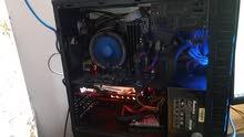 pc  كمبيوتر قوي جدا مع كيبورد ريزر