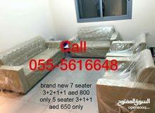 For sale Sofas - Sitting Rooms - Entrances that's condition is New - Ras Al Khaimah