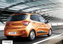 Gasoline Hyundai i10 2015