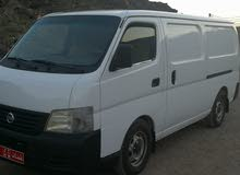 Nissan Van car for sale 2006 in Sohar city