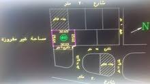 أرض مميزة في عمان واجهة 32 متر