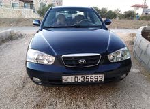 Used condition Hyundai Elantra 2003 with 0 km mileage
